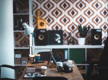 renovation mur papier peint