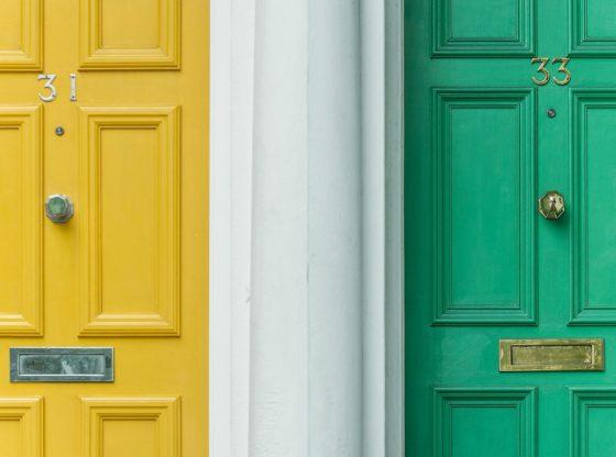 portes et serrures habitations